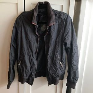 Men's Zara Bomber Jacket